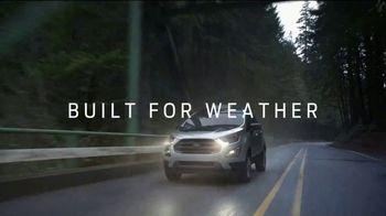 2020 Ford Explorer TV Spot, 'Weather Forecast' [T2] - Thumbnail 5