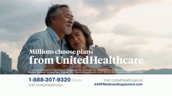 UnitedHealthcare AARP Medicare Supplement Plan TV Spot, 'Choice' - Thumbnail 9
