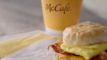 McDonald's Bacon, Egg & Cheese Biscuit TV Spot, 'Signature Touch' - Thumbnail 1