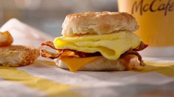 McDonald's Bacon, Egg & Cheese Biscuit TV Spot, 'Signature Touch' - Thumbnail 2