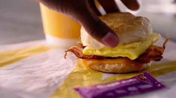 McDonald's Bacon, Egg & Cheese Biscuit TV Spot, 'Signature Touch' - Thumbnail 3