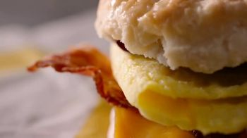 McDonald's Bacon, Egg & Cheese Biscuit TV Spot, 'Signature Touch' - Thumbnail 6
