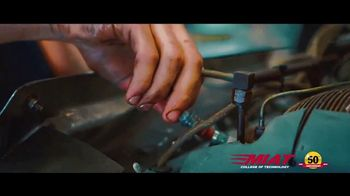 MIAT College of Technology TV Spot, 'Getting Your Hands Dirty'