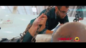 MIAT College of Technology TV Spot, 'Getting Your Hands Dirty' - Thumbnail 7