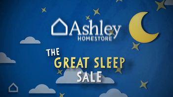 Ashley HomeStore Great Sleep Sale TV Spot, 'Big Deals' - Thumbnail 2