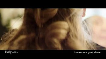 GreatCall Lively Mobile Plus Medical Alert TV Spot, 'Worry No More' Featuring John Walsh - Thumbnail 3