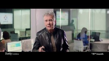 GreatCall Lively Mobile Plus Medical Alert TV Spot, 'Worry No More' Featuring John Walsh - Thumbnail 5