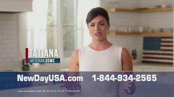 NewDay USA RefiPLUS TV Spot, 'Huge News for Veteran Homeowners'