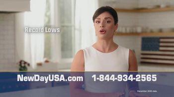 NewDay USA RefiPLUS TV Spot, 'Huge News for Veteran Homeowners' - Thumbnail 3