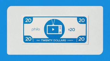 Philo TV Spot, 'More Than 60 Channels: Free Trial' - Thumbnail 6