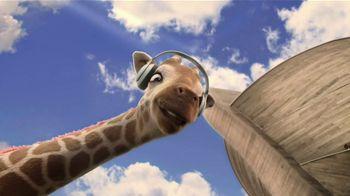 Ark Encounter TV Spot, 'Visit the Life-Size Noah's Ark'