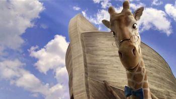 Ark Encounter TV Spot, 'Visit the Life-Size Noah's Ark' - Thumbnail 2