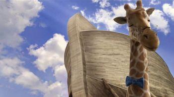 Ark Encounter TV Spot, 'Visit the Life-Size Noah's Ark' - Thumbnail 3