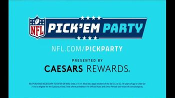 NFL Pick'Em Party TV Spot, 'Climb the Leaderboard' - Thumbnail 8