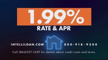Intelliloan TV Spot, \'Find a Great Home Loan Rate: 1.99%\'