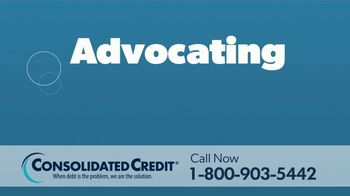 Consolidated Credit Counseling Services TV Spot, 'More Than Challenging for So Many' - Thumbnail 2