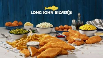 Long John Silver's Family Meals TV Spot, 'Mealtime Mutiny: Pickup and Delivery' - Thumbnail 7