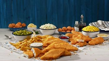 Long John Silver's Family Meals TV Spot, 'Mealtime Mutiny: Pickup and Delivery' - Thumbnail 1