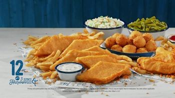 Long John Silver's Family Meals TV Spot, 'Mealtime Mutiny: Pickup and Delivery' - Thumbnail 4