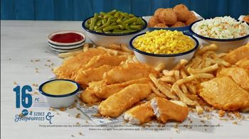 Long John Silver's Family Meals TV Spot, 'Mealtime Mutiny: Pickup and Delivery' - Thumbnail 5