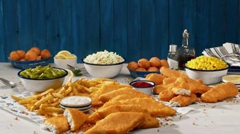 Long John Silver's Family Meals TV Spot, 'Mealtime Mutiny: Pickup and Delivery' - Thumbnail 6