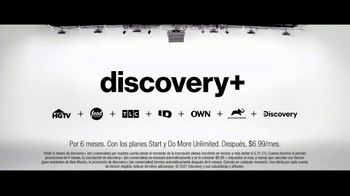 Verizon TV Spot, 'Discovery+ y $35 dólares al mes' [Spanish] - Thumbnail 5
