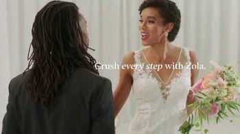 Zola TV Spot, 'Smash Wedding Planning Stress' - Thumbnail 5