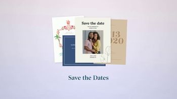 Zola TV Spot, 'Smash Wedding Planning Stress' - Thumbnail 8