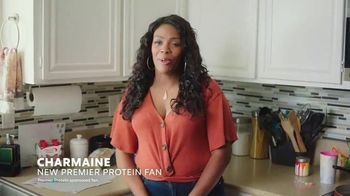 Premier Protein Chocolate TV Spot, 'Charmaine 2021'