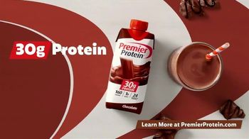 Premier Protein Chocolate TV Spot, 'Charmaine 2021' - Thumbnail 9