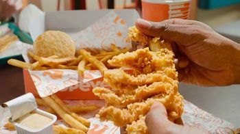 Popeyes Rip'n Chicken Big Box TV Spot, 'Big Meal for a Big Deal'