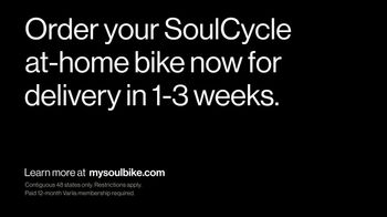 SoulCycle At-Home Bike TV Spot, 'Welcome Home' - Thumbnail 8