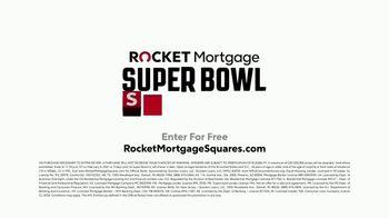 Rocket Mortgage TV Spot, 'Super Bowl Squares Sweepstakes: It's Back' - Thumbnail 10