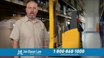 Jim Glaser Law TV Spot, 'Didn't Know: Workers Comp + Zantac' - Thumbnail 1
