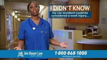 Jim Glaser Law TV Spot, 'Didn't Know: Workers Comp + Zantac' - Thumbnail 4