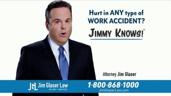 Jim Glaser Law TV Spot, 'Didn't Know: Workers Comp + Zantac' - Thumbnail 5