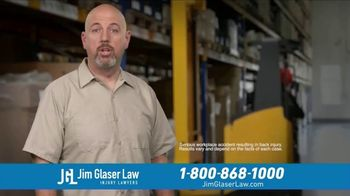 Jim Glaser Law TV Spot, 'Didn't Know: Workers Comp + Zantac' - Thumbnail 6