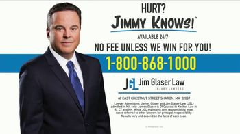 Jim Glaser Law TV Spot, 'Didn't Know: Workers Comp + Zantac' - Thumbnail 8