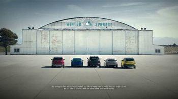 Kia TV Spot, 'Conquer the Cold' [T1] - Thumbnail 1