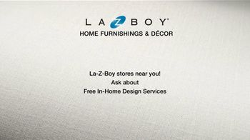 La-Z-Boy New Year's Sale TV Spot, 'Perfect Room: Save Up to 25%' - Thumbnail 9