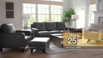 La-Z-Boy New Year's Sale TV Spot, 'Perfect Room: Save Up to 25%' - Thumbnail 8