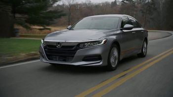 2021 Honda Accord TV Spot, 'Proud: Accord' [T2] - Thumbnail 3