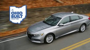 2021 Honda Accord TV Spot, 'Proud: Accord' [T2] - Thumbnail 5