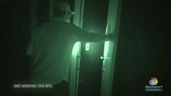 Discovery+ TV Spot, 'Ghost Adventures: Cecil Hotel' - Thumbnail 5