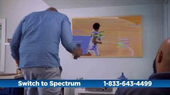Spectrum TV Spot, 'Cramped: Internet + TV' - Thumbnail 5