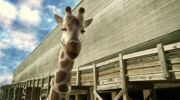 Ark Encounter TV Spot, 'Life-Size Noah's Ark, Zip Lines, VR, and More at the Ark Encounter' - Thumbnail 4