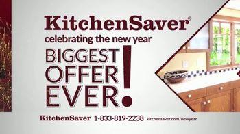 Kitchen Saver TV Spot, 'Celebrating the New Year'