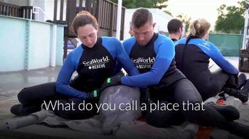 SeaWorld TV Spot, 'Aiding Animals in Crisis'