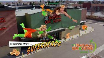 Natural Grocers TV Spot, 'Free-Range Eggs'
