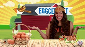 Natural Grocers TV Spot, 'Free-Range Eggs' - Thumbnail 4